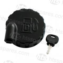 JCB STYLE LOCKING FUEL CAP (HTL0259)