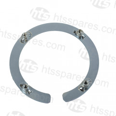 Mecalac Terex Tipping Lever Cover Plate OEM:1586-1258 (HTL1423)