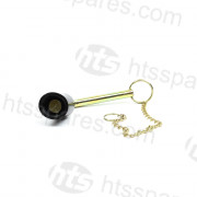 Isolator Key Suit Thwaites OEM;53849 (HTL1476)