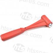 Small Emergency Hammer (HTL2596)