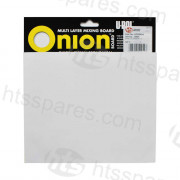 U-Pol Onion Board Multi Layer Mixing Palette (100 Sheets) (HTP0094)