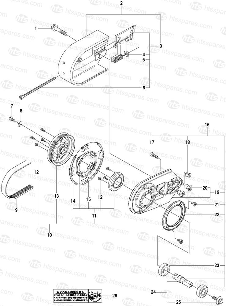 Husqvarna K760 Manual