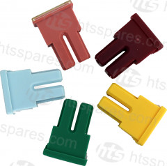 PAL TYPE FEMALE FUSES