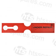 Plant Tag Hire Labels - Red (HSP1113)