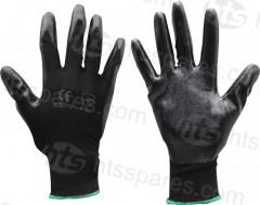 Nitrile Coated Polyurethane Gloves (12pk) - Large (SP000579)