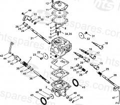 Stihl TS700, TS800 Parts