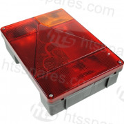 5 FUNCTION VERTICAL REAR LAMP