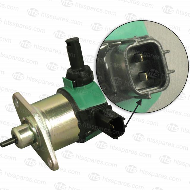 kubota fuel shut off solenoid - 2 pin automotive type ... 1997 dodge mins fuel shut off relay wiring #10