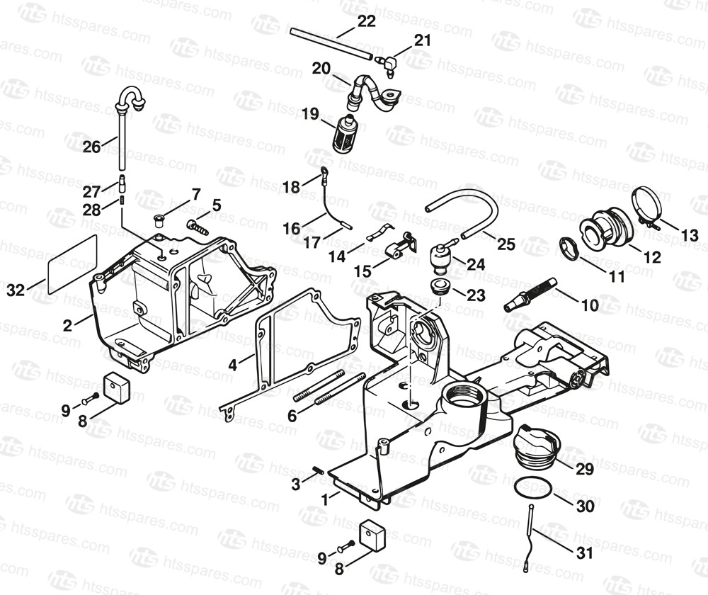Iring Diagram Stihl 025 Parts List Michaelieclark 041 Chainsaw Engine Ts400 Fuel Tank Housing New Style Rh Htsspares Com 021 Troubles