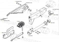 VB9 Chassis Parts