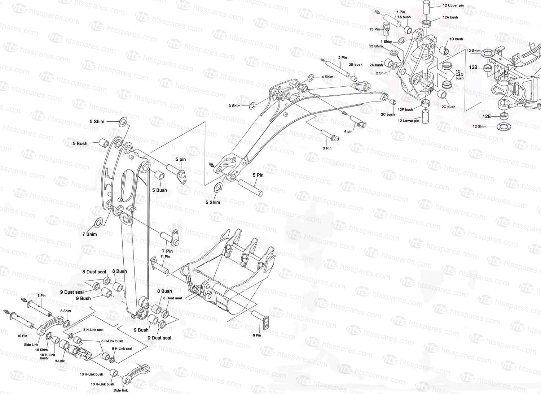 WebCat 00360052003200080001?w=640&h=640 kx015 4, kx016 4, kx018 4, kx019 4 pins & bushes barford dumper wiring diagram at bakdesigns.co