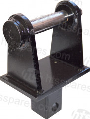 EXCAVATOR AUGER MOUNTING BRACKETS