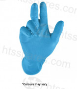 Collection Grippaz Fish-Scale Nitrile Gloves