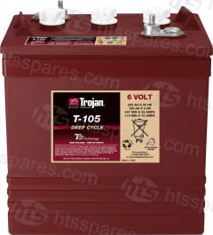 BATTERY T105-LPT (HBT0105)