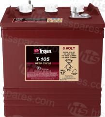BATTERY T105-LPT (HBT0105)