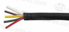 5 CORE CABLE TRAILER CABLE 30 METRE REEL (HEL0036)