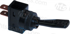 TOGGLE SWITCH - ON/OFF PLASTIC BODY (HEL0091)