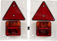 LIGHTING BOARD SET (2 MODULES) (HEL0135)