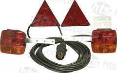 MAGNETIC LIGHTING BOARD SET (2 MODULES) (HEL0198)