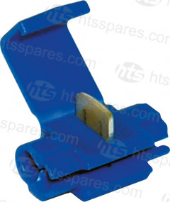 BLUE SCOTCH BLOCK CONNECTOR (HEL0249)