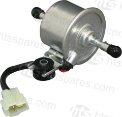 FUEL PUMP - STEEL ROUND BODY 12V (HEL0301)