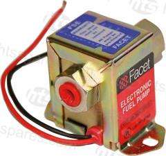 FACET SQUARE ELECTRONIC FUEL PUMP 12V (HEL0305)