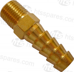 FUEL PUMP STRAIGHT CONNECTOR (HEL0307)