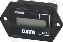 DIGITAL HOUR METER - CURTIS (HEL0450)