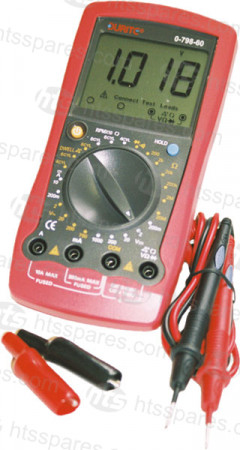 DIGITAL MULTIMETER (HEL0462)