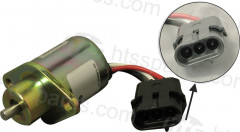 PERKINS FUEL SHUT-OFF SOLENOID (HEL0536)
