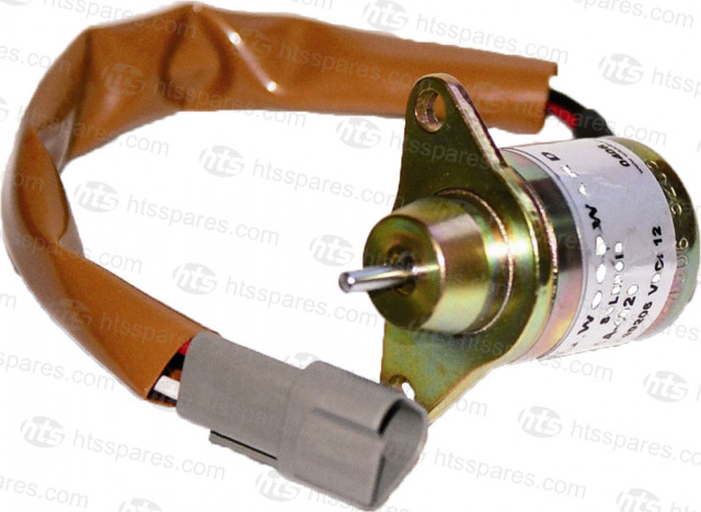 YANMAR FUEL SHUT-OFF SOLENOID (HEL0537)