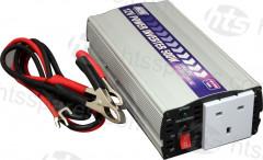 POWER INVERTER 12V - 230V 400W (HEL0548)