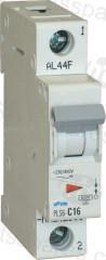LIGHT SWITCH SINGLE POLE 16AMP MCB (HEL0605)