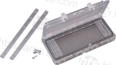 SWITCH BOX COVER - IP 65 RATED (HEL0606)