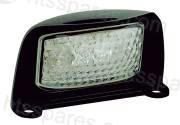 LED NUMBER PLATE LAMP 12-24V (HEL0695)