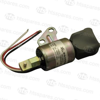 Kubota Fuel Shut Off Solenoid Sa-4899-12 - Fuel Shut-Off Solenoid - Kubota