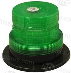 LED GREEN BEACON ULTRA COMPACT (HEL0744)