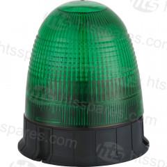 3 BOLT MOUNT LED BEACON - GREEN (HEL0769)