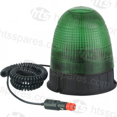 MAGNETIC LED BEACON - GREEN (HEL0770)
