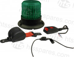 GREEN BEACON SEATBELT KIT - 3 BOLT BEACON (HEL1106)
