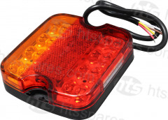 LED REAR 5 FUNCTION LAMP 12/24V (HEL1143)