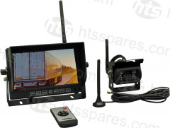 "WIRELESS WATERPROOF 7"" CAMERA KIT (HEL1331)"