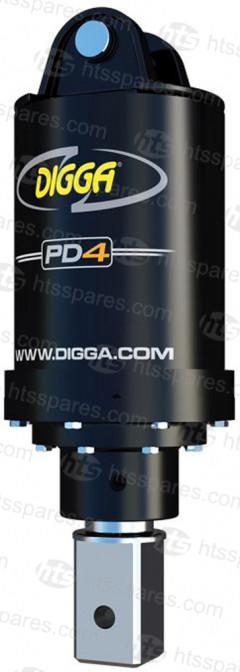 AUGER DRIVE UNIT PD4 (HEX0488)