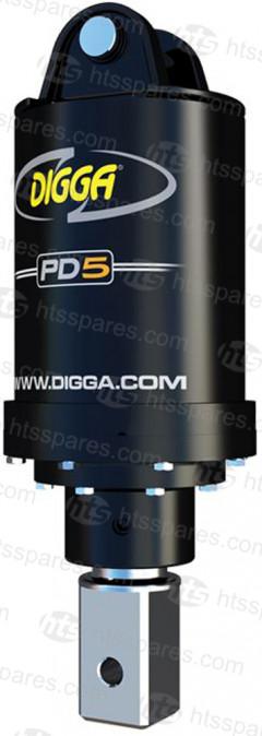 AUGER DRIVE UNIT PD5 (HEX0489)