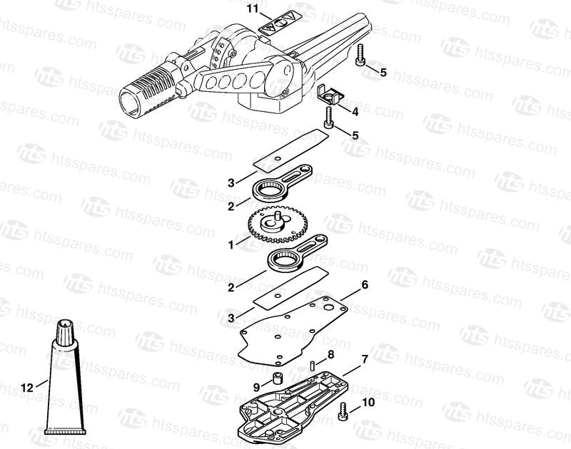 Stihl Trimmer Parts Diagram Stihl Hedge Trimmers Parts On ... on