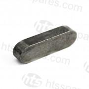 bomag roller drum drive shaft Key - gear end OEM Number: 5000116873 (HMP0008)