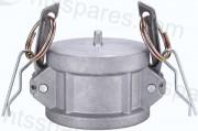 """2"""" Camlock Dust Plug (HOS0331)"""