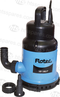 Submersible Electric Water Pump 240V - Manual (HPU0232)