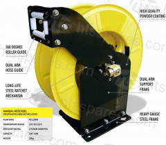 Automatic Pressure Washer Hose Reel (HPW0000)