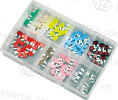 MINI BLADE FUSES ASSORTMENT PACK (HRM0215)